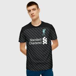 Liverpool third 19-20