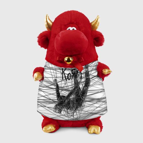 Игрушка Бычок в футболке 3D Korn: The Nothing Фото 01