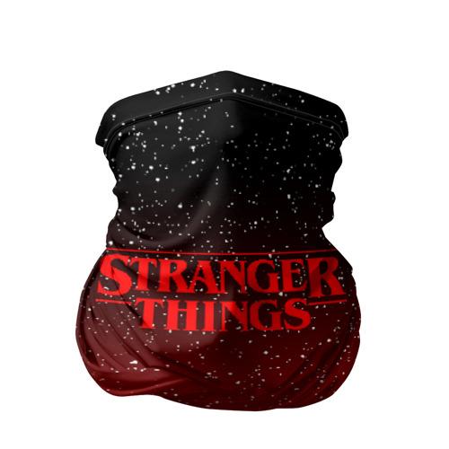 Бандана-труба 3D STRANGER THINGS Фото 01