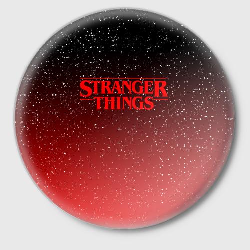 Значок STRANGER THINGS Фото 01