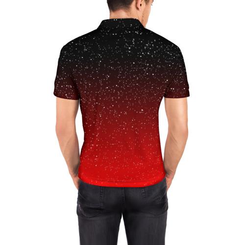 Мужская рубашка поло 3D STRANGER THINGS Фото 01