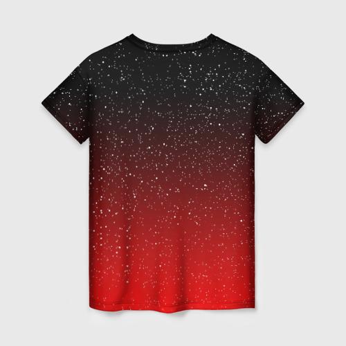Женская футболка 3D STRANGER THINGS Фото 01