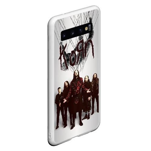 Чехол для Samsung Galaxy S10 Korn: The Nothing Фото 01