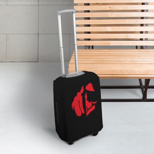 Чехол для чемодана 3D One Punch Man Фото 01
