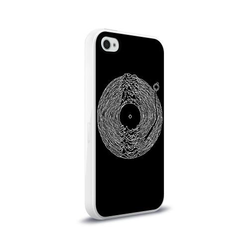 Чехол для Apple iPhone 4/4S силиконовый глянцевый Joy Division Фото 01