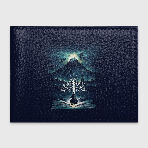 Обложка для студенческого билета The Lord of the Rings Фото 01