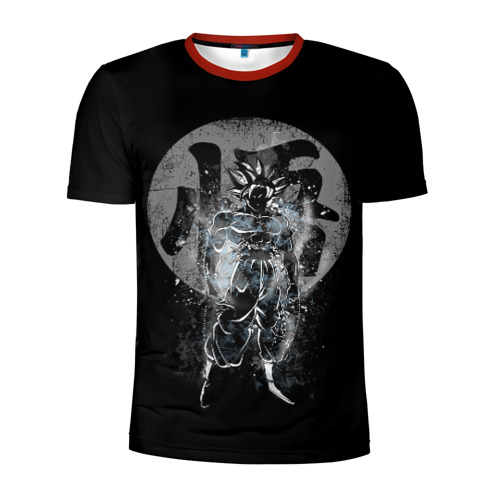Мужская футболка 3D спортивная Dragon Ball Фото 01