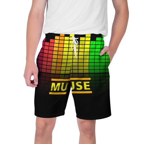 Мужские шорты 3D MUSE BAND Фото 01