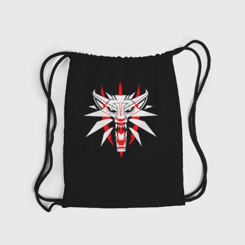 Рюкзак-мешок 3D ВЕДЬМАК 3 Фото 01