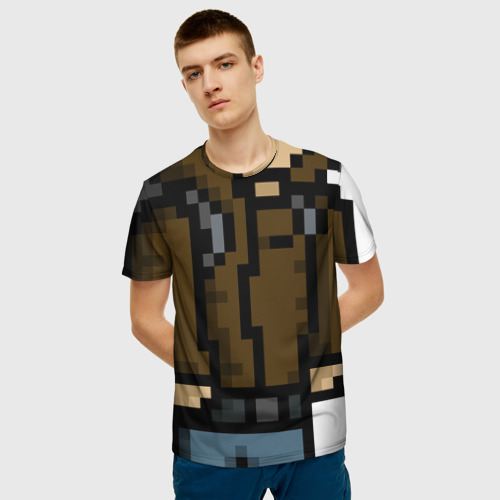 Мужская футболка 3D Adventurer Фото 01