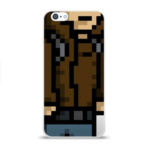 Чехол для Apple iPhone 6 силиконовый глянцевый Adventurer Фото 01