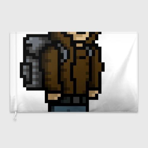 Флаг 3D Adventurer Фото 01