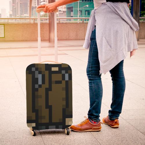 Чехол для чемодана 3D Adventurer Фото 01