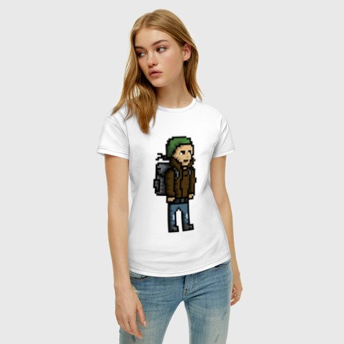 Женская футболка хлопок Adventurer Фото 01