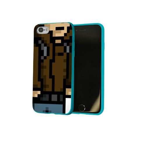 Чехол для Apple iPhone 8 силиконовый глянцевый Adventurer Фото 01