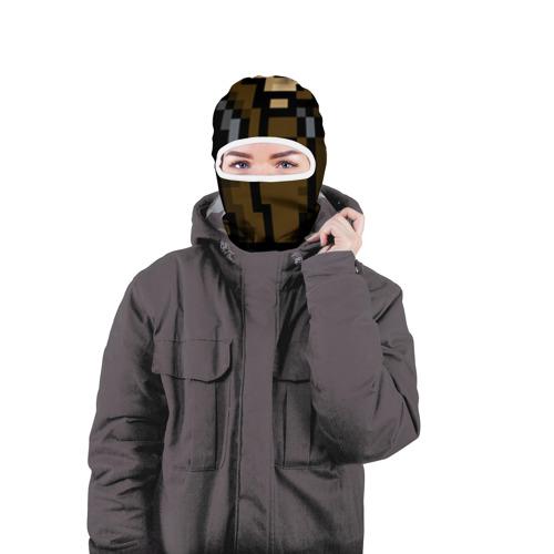 Балаклава 3D Adventurer Фото 01