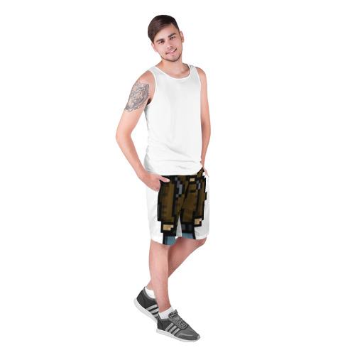 Мужские шорты 3D Adventurer Фото 01
