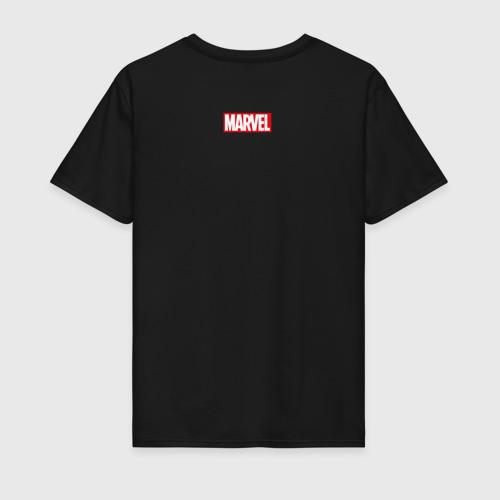 Мужская футболка хлопок Spider-Man Фото 01