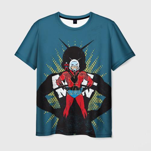 Ant-man retro comics