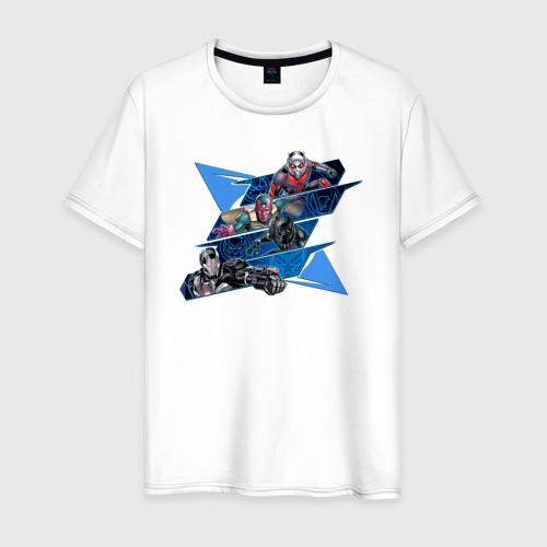 Мужская футболка хлопок Мстители