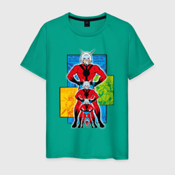 Человек-муравей комикс