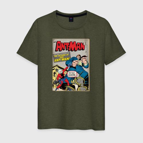 Ant-man comics