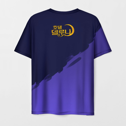 Мужская футболка 3D Отель Дель Луна Фото 01