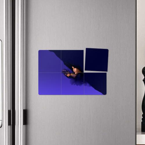 Магнитный плакат 3Х2 Отель Дель Луна Фото 01