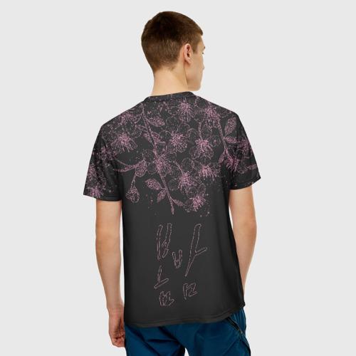 Мужская футболка 3D Весенняя ночь Фото 01