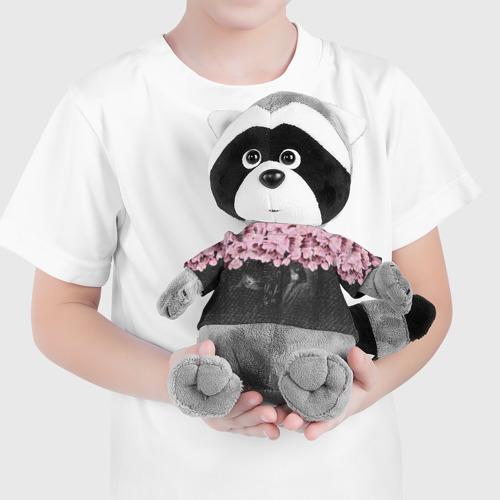 Игрушка Енотик в футболке 3D One Spring Night Фото 01