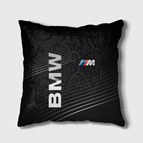 Подушка 3D BMW Фото 01