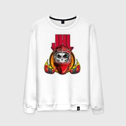 JHL skull white