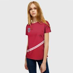 МХЛ red stripes