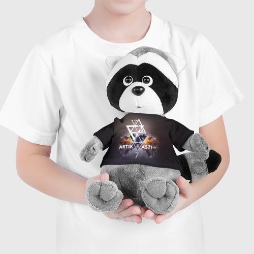 Енотик в футболке 3D ARTIK & ASTI 7 Фото 01