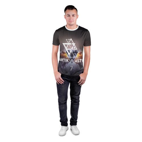 Мужская футболка 3D спортивная ARTIK & ASTI 7 Фото 01
