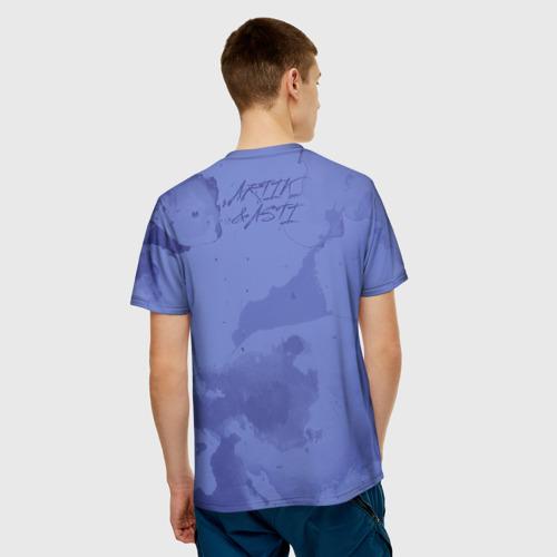 Мужская футболка 3D Artik & Asti - Неделимы Фото 01