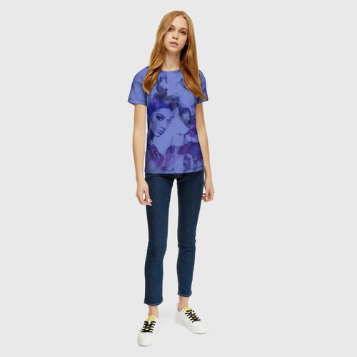 Женская футболка 3D Artik & Asti - Неделимы Фото 01