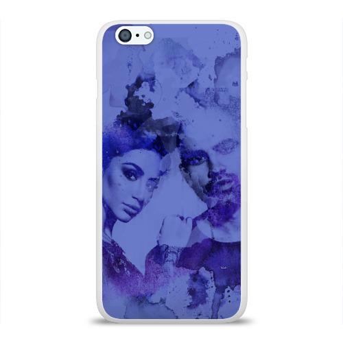 Чехол для Apple iPhone 6Plus/6SPlus силиконовый глянцевый Artik & Asti - Неделимы Фото 01