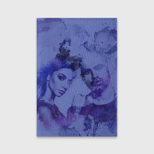 Обложка для паспорта матовая кожа Artik & Asti - Неделимы Фото 01