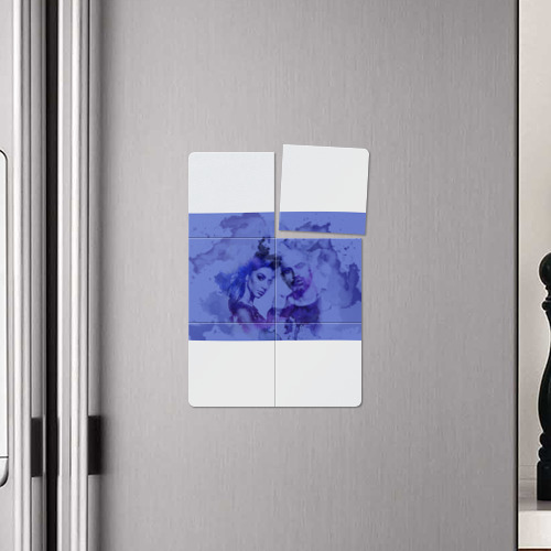 Магнитный плакат 2Х3 Artik & Asti - Неделимы Фото 01