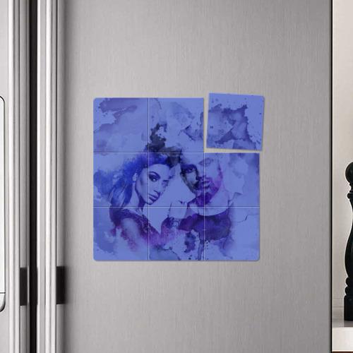 Магнитный плакат 3Х3 Artik & Asti - Неделимы Фото 01