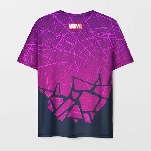 Мужская футболка 3D Spider-man W/G Фото 01