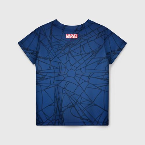 Детская футболка 3D Spider-man with a spiderweb Фото 01