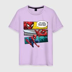 Комикс Человек-паук