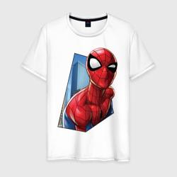 Человек-паук и город