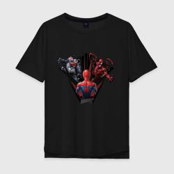 Venom, Carnage vs Spider-man