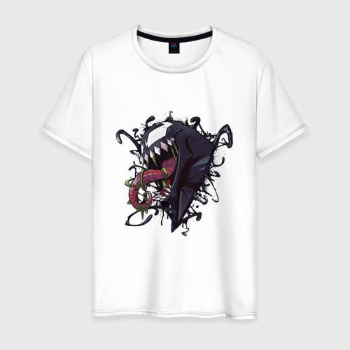 Мужская футболка хлопок Venom