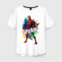 Spider-Man Super Hero