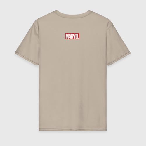 Мужская футболка хлопок Three heads Spider-Man Фото 01