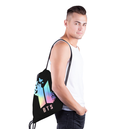Рюкзак-мешок 3D BTS Фото 01